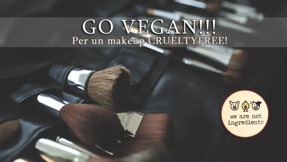 Per un makeup Vegano!
