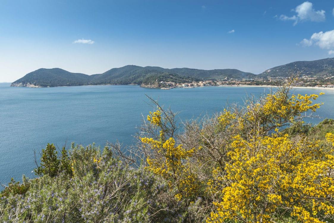 isola d'elba, panorama