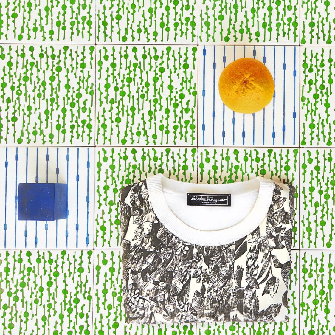 dagli agrumi ai vestiti