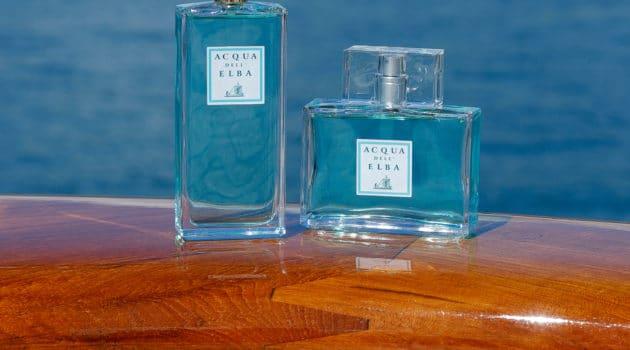 Acqua dell'Elba: essenze naturali create attorno e per il territorio