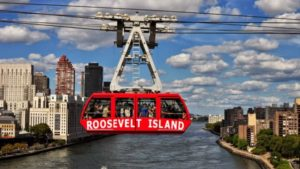la funivia urbana di New York