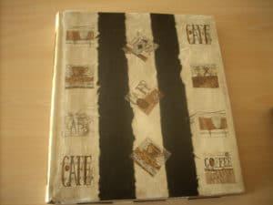 Con la carta di riso possono essere realizzate graziose agende.