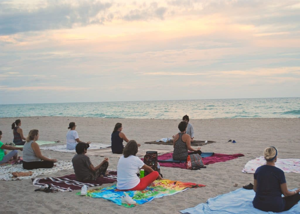 contro lo stress da troppo lavoro: uscire all'aria aperte godersi il tempo libero