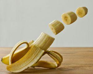 Banana ricca di potassio