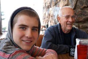 giovani ed anziani