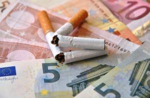 smettere di fumare fa bene al portafogli e alla salute