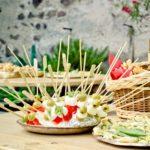 5 idee per un aperitivo vegetariano sfizioso