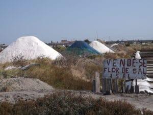 Flor de sal del Portogallo