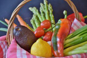 Mangiare tante Verdure aiuta a mantenersi in forma