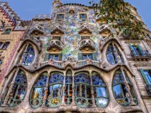 Casa Batlló il Capolavoro architettonico di Gaudí