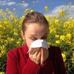 Rimedi naturali contro le allergie primaverili ai pollini