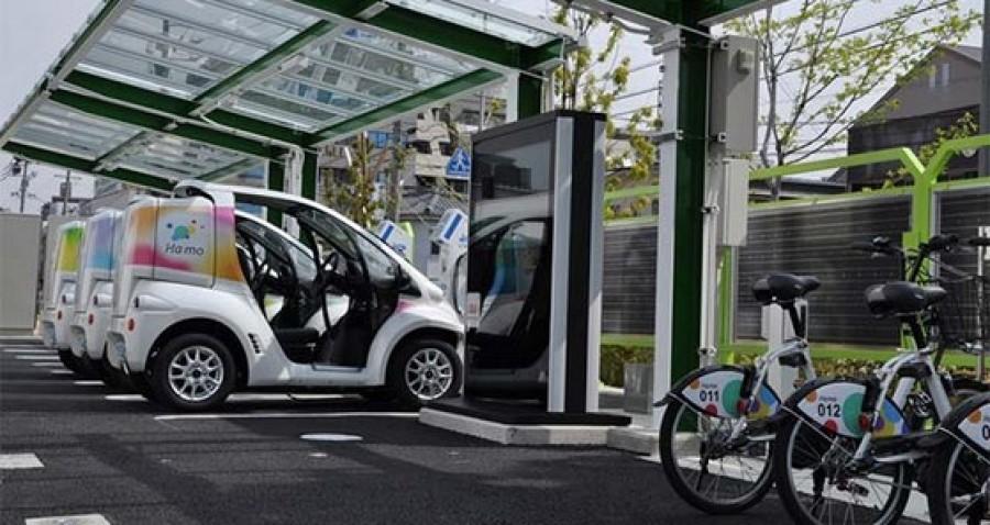 mobilità elettrica e condivisa