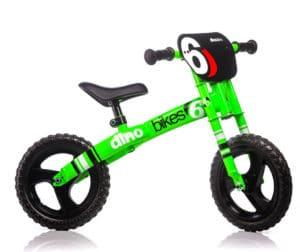 Modello di bici per bambino senza pedali