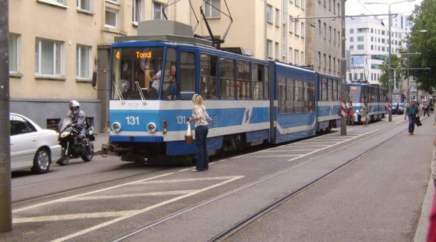 Dal 1 luglio 2018 Autobus e tram gratis in tutta l'Estonia