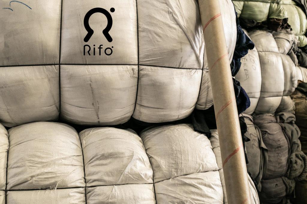 Rigenerazione della lana Rifò