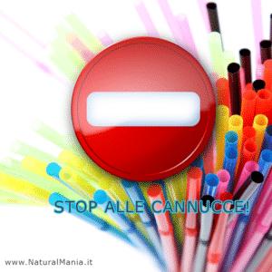 Stop Cannucce di Plastica