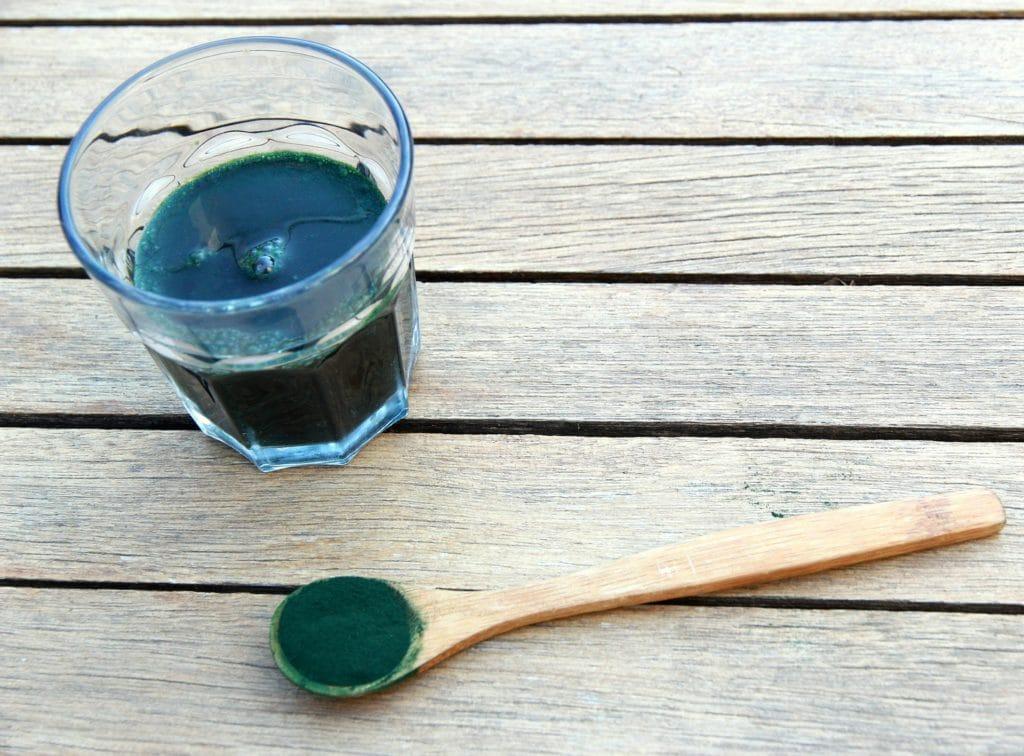 L'alga spirulina un ottimo rimedio naturale per perdere peso.
