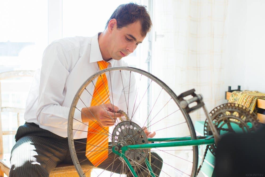 Ottenere un rimborso per andare a lavoro in bicicletta.