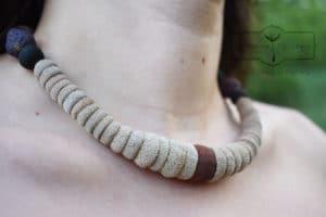 Le creazioni di bijoux ecosostenibile di chi semina raccoglie