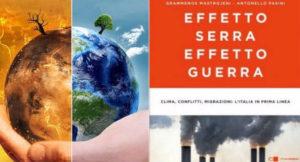 Un libro che spiega il collegamento tra emigrazione di massa e cambiamenti climatici