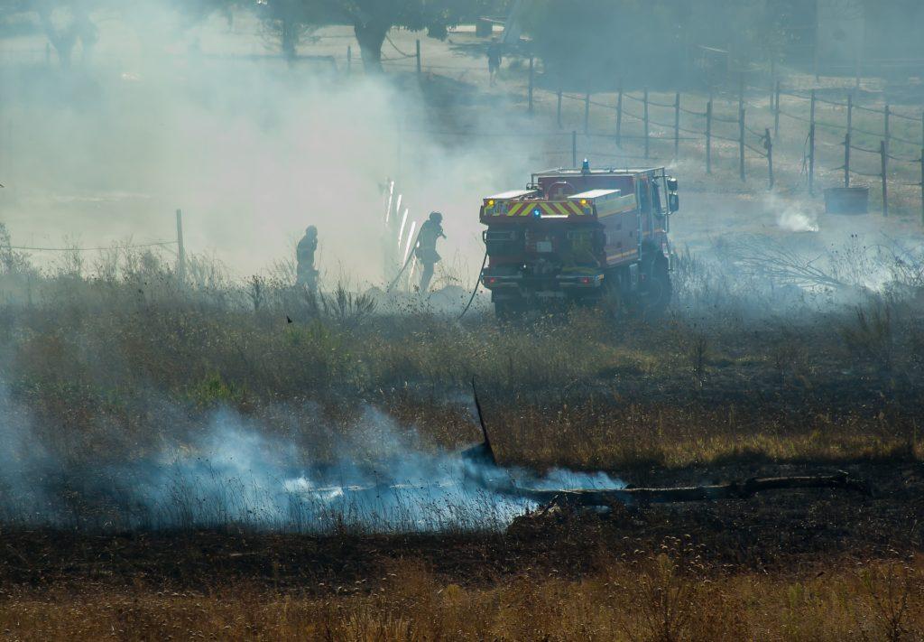 come prevenire gli incendi estivi