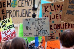 Proteste contro i cambiamenti climatici