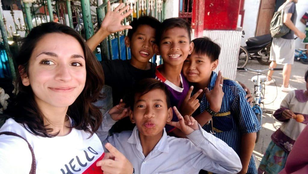 Valentina ci racconta la sua esperienza di volontariato in Indonesia.