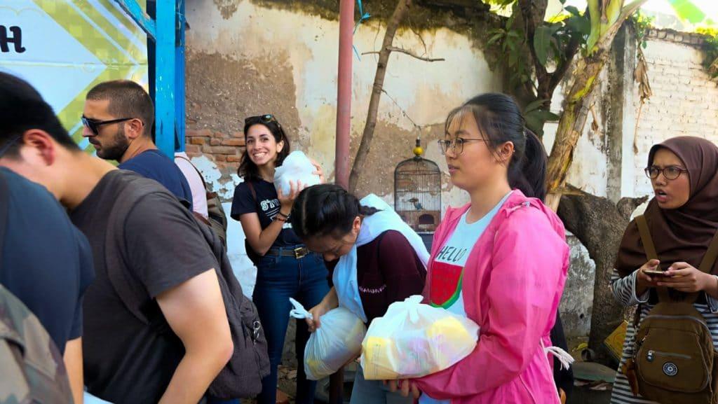 Volontariato internazionale un'esperienza che segna