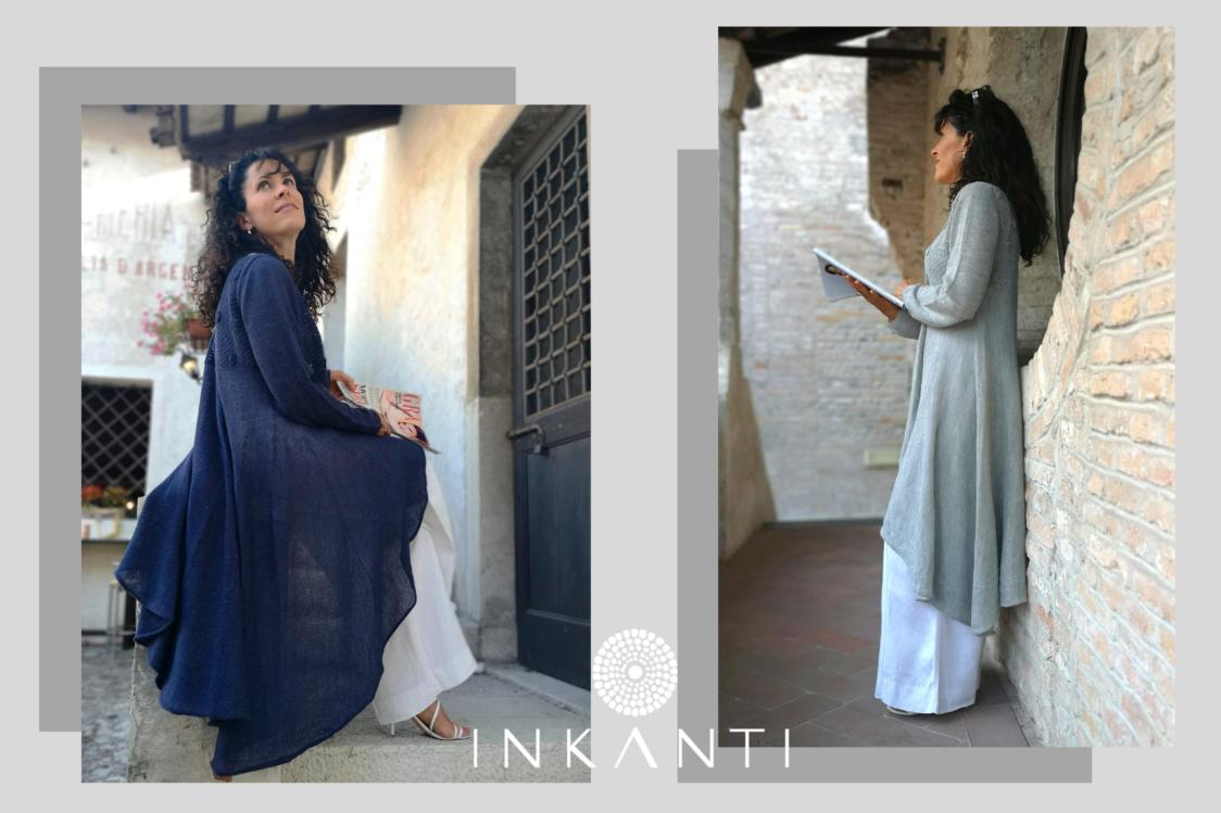 La moda etica e sostenibile di Inkanti