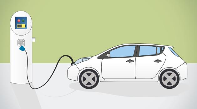 auto elettrica per una mobilità sostenibile ed ecologica