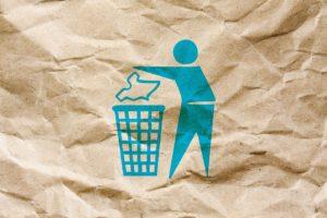 Riciclare è rispettare l'ambiente