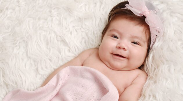 tessuti naturali per bambini appena nati